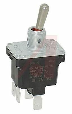 Toggle Switch, On DPDT KNITTER-SWITCH Double Pole Double Throw Pan On -Off-