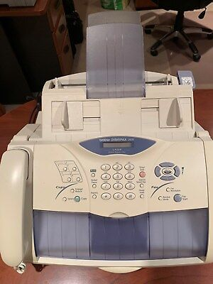 Brother Intellifax 2800 Fax with new toner cartridge