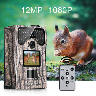 OUTDOOR Hunting Camera DVR Trail Scouting Wildlife Night Vision LED Infrared Cam