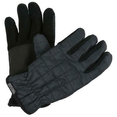 50322d0065fadb REGATTA FLEECE HANDSCHUHE Glove Thinsulate HERREN S/M L/XL NEU - EUR ...