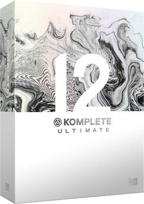 Native Instruments Komplete 12 Ultimate Collectors Edition Upgrade, Komplete 8 U