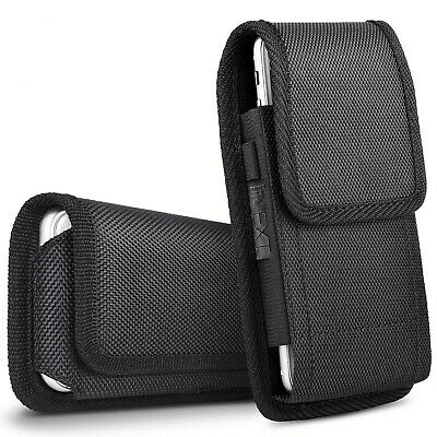 2 Packs Belt Clip Holster Pouch Case Holder For iPhone Samsung Large Cell Phone