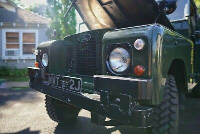 1970 Land Rover Other  !970 Land Rover Series 2a - 109""
