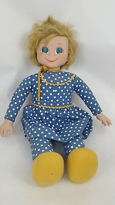 2000 Childhelp MRS BEASLEY DOLL has no glasses voice box does not work