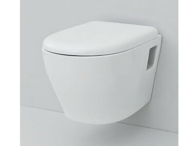 Artceram wall toilet and bidet Ten