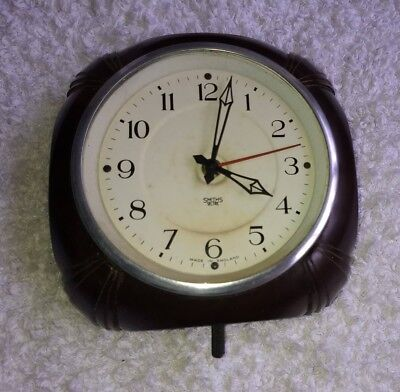 Smiths Sectric Bakelite Wall Clock in excellent condition.