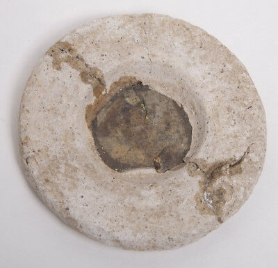 Ancient Byzantine Calcite Mirror, Circa 5th Cent AD.