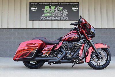 2016 Harley-Davidson Touring  2016 STREET GLIDE SPECIAL  *MINT* $16K IN XTRA'S! CVO KILLER! 1 OF A KIND! WOW!!