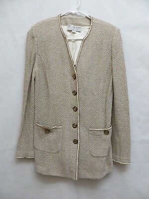 ST.JOHN Collection By MARIE GRAY Women's Jacket Skirt Set Size 4 & 2