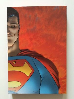 Absolute All Star Superman  (Grant Morrison)   Hardcover  US DC Graphic Novel
