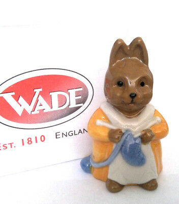 WADE Animal ROLY POLY RABBIT Trentham Gardens Fair 2000 Limited Edition 500 RARE
