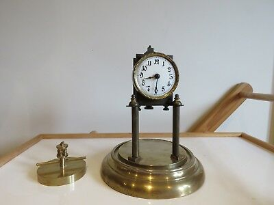 Anniversary , torsion 400 days clock for parts  Urania sighn on the back