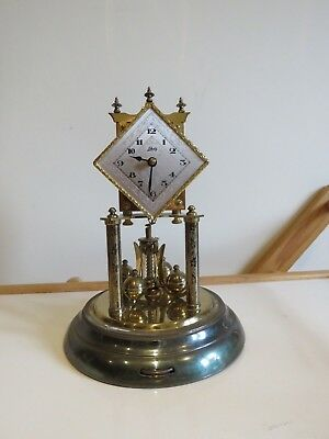 anniversary torsion 00 days clock for parts