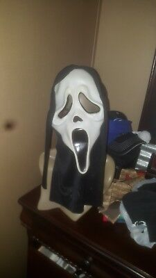 Scream Ghost Face Ghostface Halloween Mask Easter Unlimited Authentic