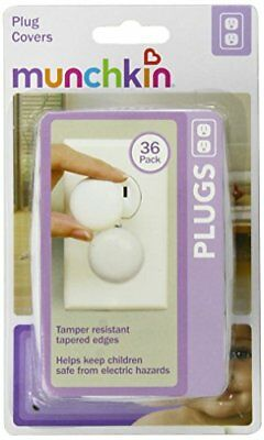 5 Pack - Munchkin Plug Covers 36 Count Each