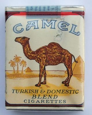 Cigarettes Camel US WW2