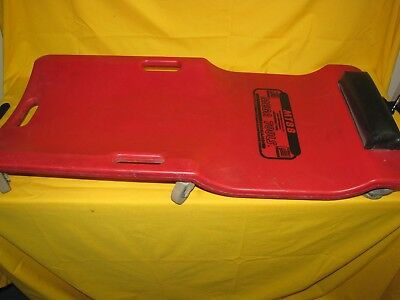 Creeper Automotive Tool Car Shop Equipment And Supplies Roller Seat