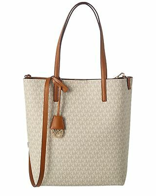 83cdbe6e644a Michael Kors Women s Hayley Large Logo North South Tote Bag New with Tag   198