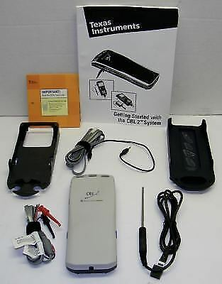Texas Instruments CBL2/PWB/4L1/A Calculator Based Laboratory Data Collector Kit