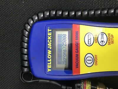 Yellow Jacket Digital Vacuum Gauge