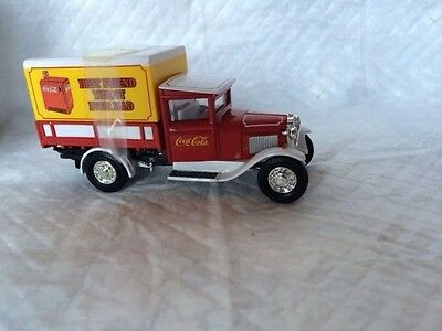 Matchbox Collectibles Yym96507 1932 Ford Model Aa Delivery Truck, Coca Cola