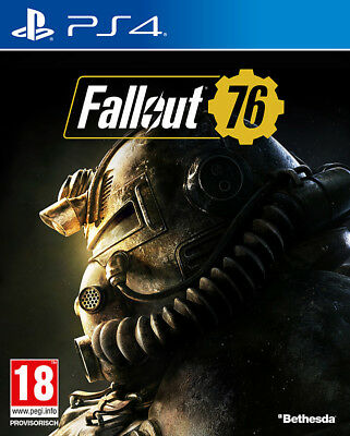 Fallout 76 PS4 Spiel NEU OVP Playstation 4