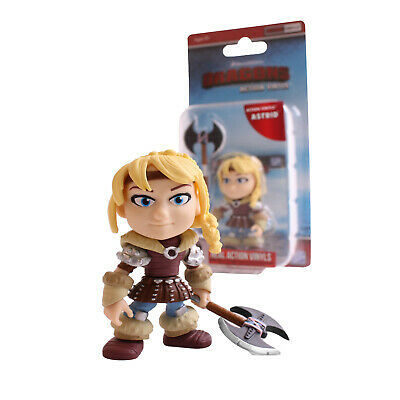 NEW! The Loyal Subjects How To Train Your Dragon 3-Inch Action Vinyl Astrid