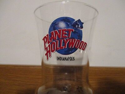 Planet Hollywood Indianapolis Cocktail Glass
