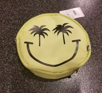 Yoobi Insulated Lunch Bag, Smiley Face