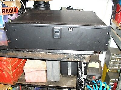 """3RU 19"""" Rackmount Drawer in used condition"""
