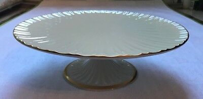 Genuine Vintage Lenox China Collection of Used Serving Plates, Bowls, Platters