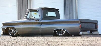1965 Chevrolet C-10 Custom Truck 1965 Chevrolet C-10 Short Box RestoMod Hot Rod Street Rod Pro Street Pro Touring