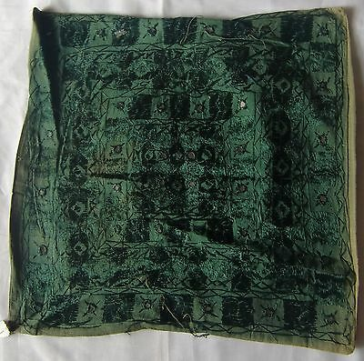 Beautiful Handmade Old Vintage Patch Work Cushion/pillow Cover India Fine Art 9