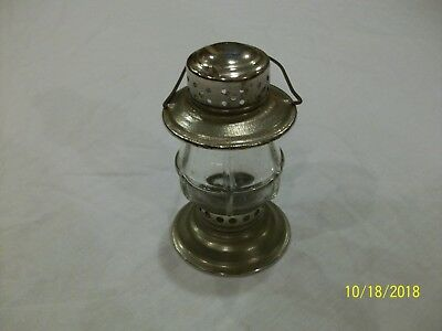Bell Bottom Railroad Lantern Candy Container