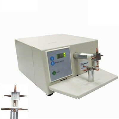 Spot Welding Machine Orthodontic Heat Treatment HL-WD1 Dental Lab Equipment