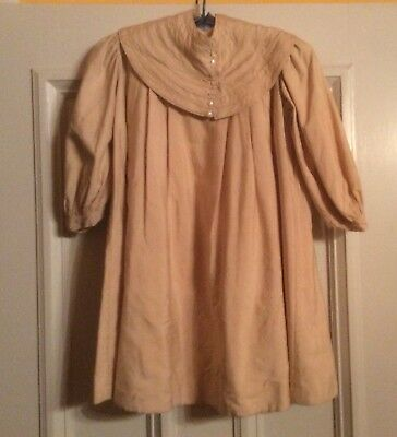 Authentic Victorian Child/ Doll  Dressing Gown