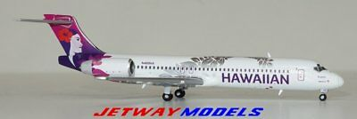 NEW: 1:400 GEMINI JETS HAWAIIAN AIRLINES BOEING B 717-200 N488HA Model GJHAL1651