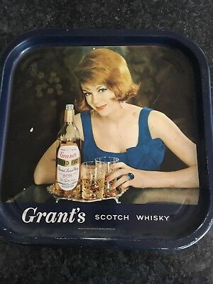 Antique Beer/drinks Tray
