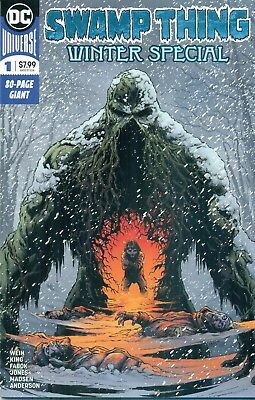 Swamp Thing Winter Special #1 Wein Wrightson King Jones 80-Page Giant NM/M 2018