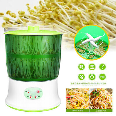 Bean Sprouts Machine Home Full Automatic 3 Layers Large Capacity Intelligent