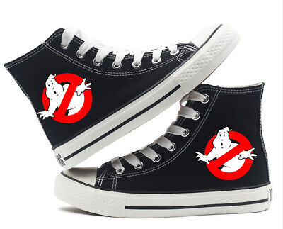 Ghostbusters Ghost Busters Canvas Shoes Men Women Boys Girls Causal Shoes