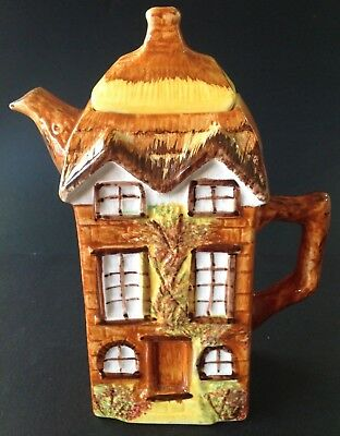 COTTAGE WARE TALL TEAPOT BY PRICE KENSINGTON  MADE IN ENGLAND 1960's VGC