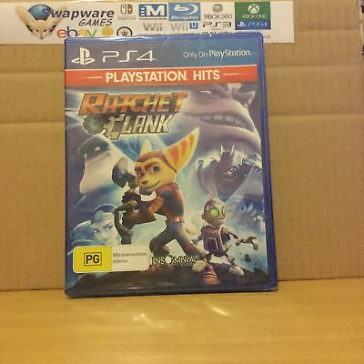 Ratchet & Clank PS4 (Playstation Hits) NEW SEALED Road Express
