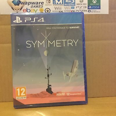 Symmetry PS4 Playstation 4 NEW SEALED Road Express