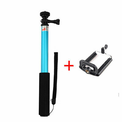 Selfie Pole Extendable Telescopic Monopod Stick for GoPro Hero 7 6 5 4