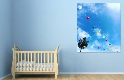 BEAUTIFUL PARTY STUFF & BALOONS SCENERY WALL ARTS high quality Canvas home decor