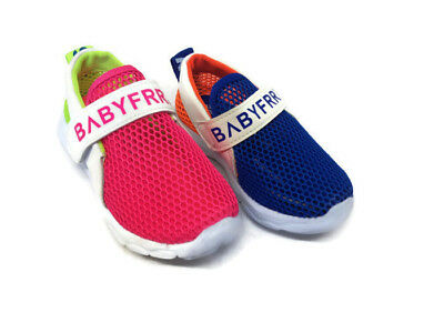 Kids Unisex Boys Girls Top Quality Trainers Sports Running Walking Shoes Uk Size