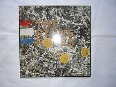 The Stone Roses The Stone Roses Lp 1990 Re-Issue Rare