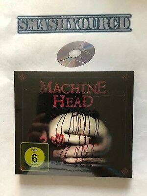 Machine Head - Catharsis(Sealed Cd & Bonus Dvd/lamb Of God/devildriver)