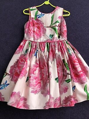 Ted Baker Girls Summer Occasion Dress Aged 14